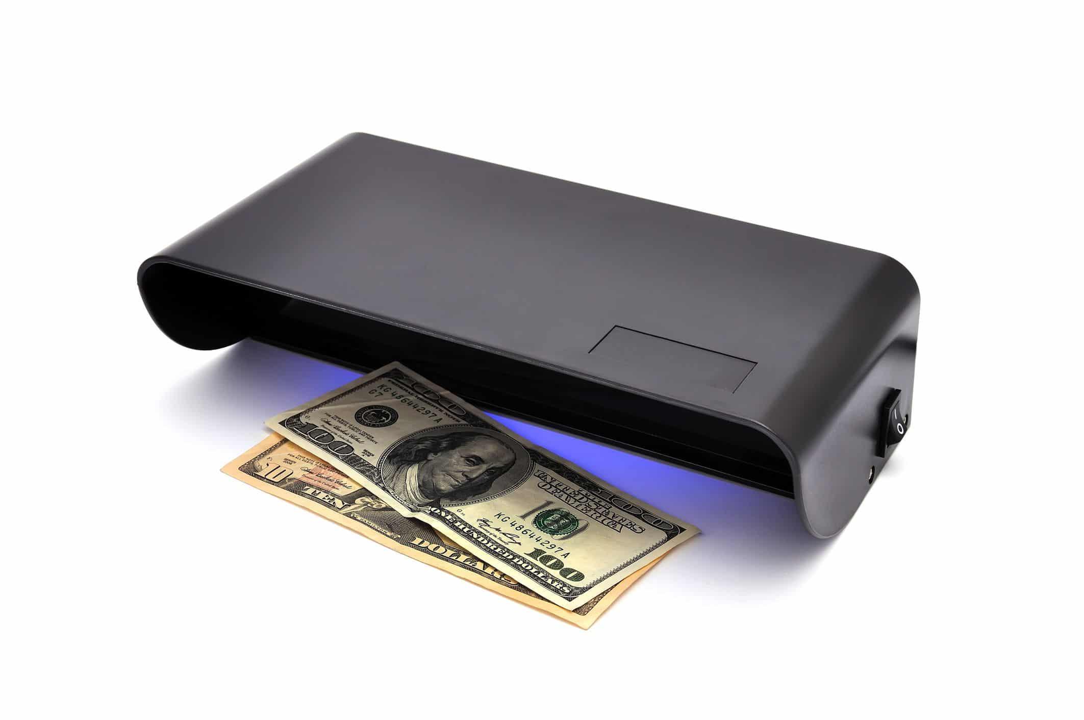 Detecting Counterfeit Machine