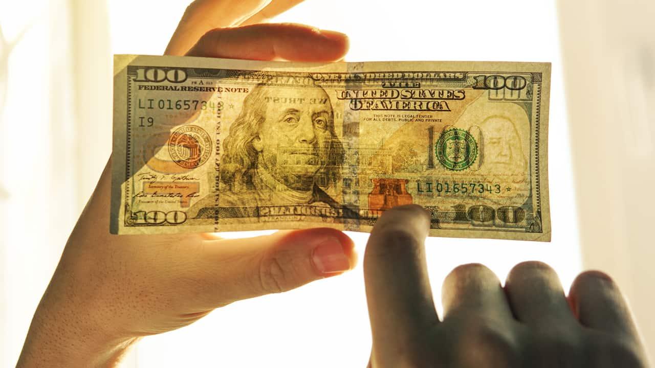 U.S Counterfeit Detector