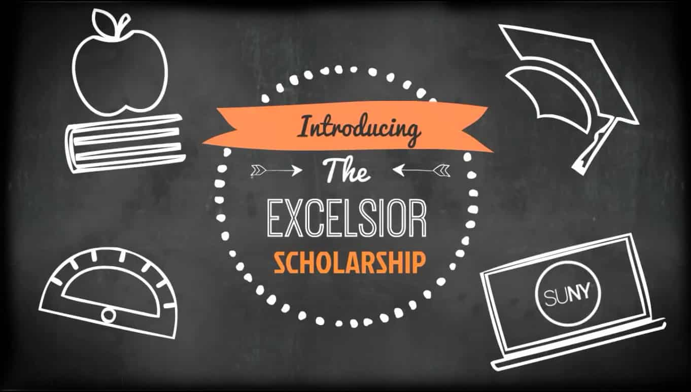 Excelsor scholarship
