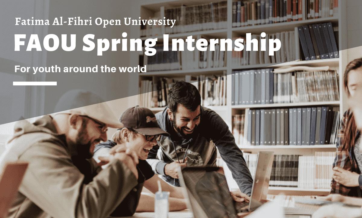 FAOU Spring Internship