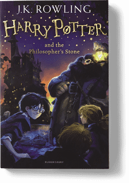 The Harry Potter series by J.K. Rowling- Books to Read When you are Depressed