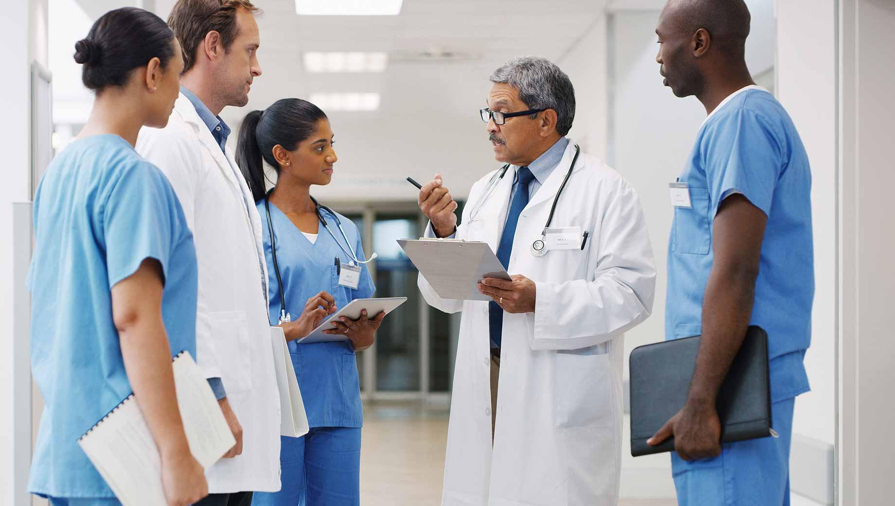 Chemistry Careers in Healthcare
