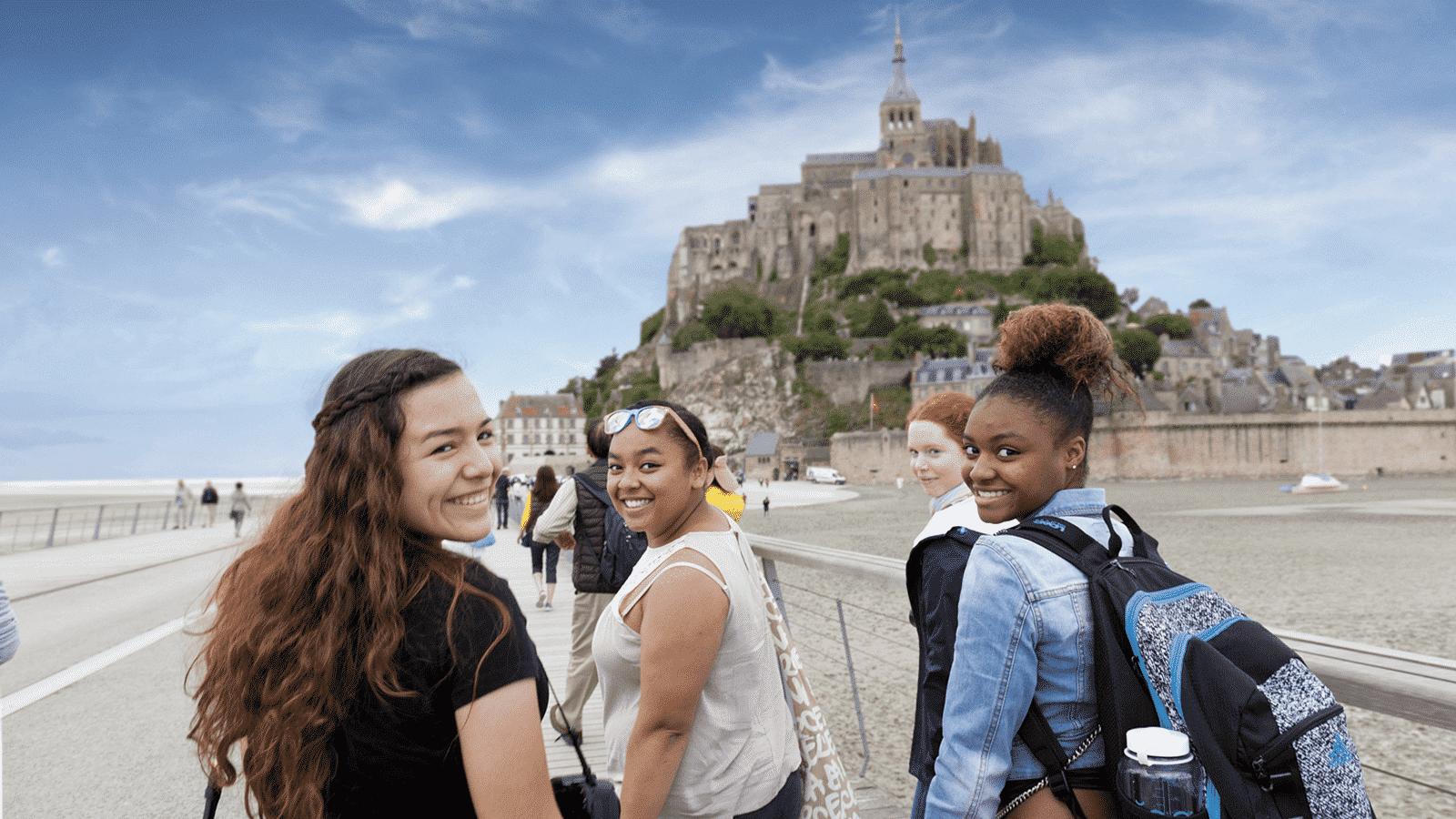 travel programs for high school