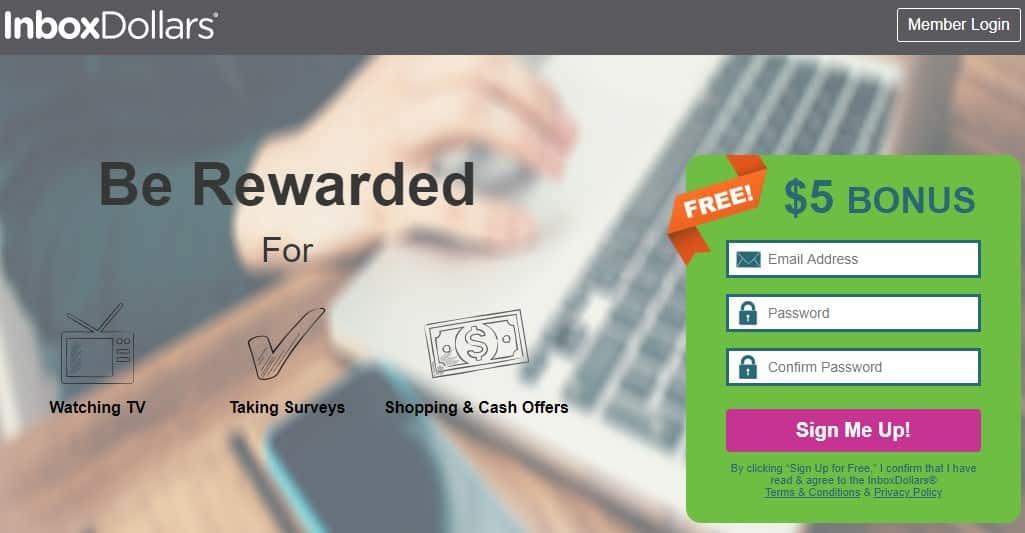 InboxPounds- 18 Top Paying Survey Sites