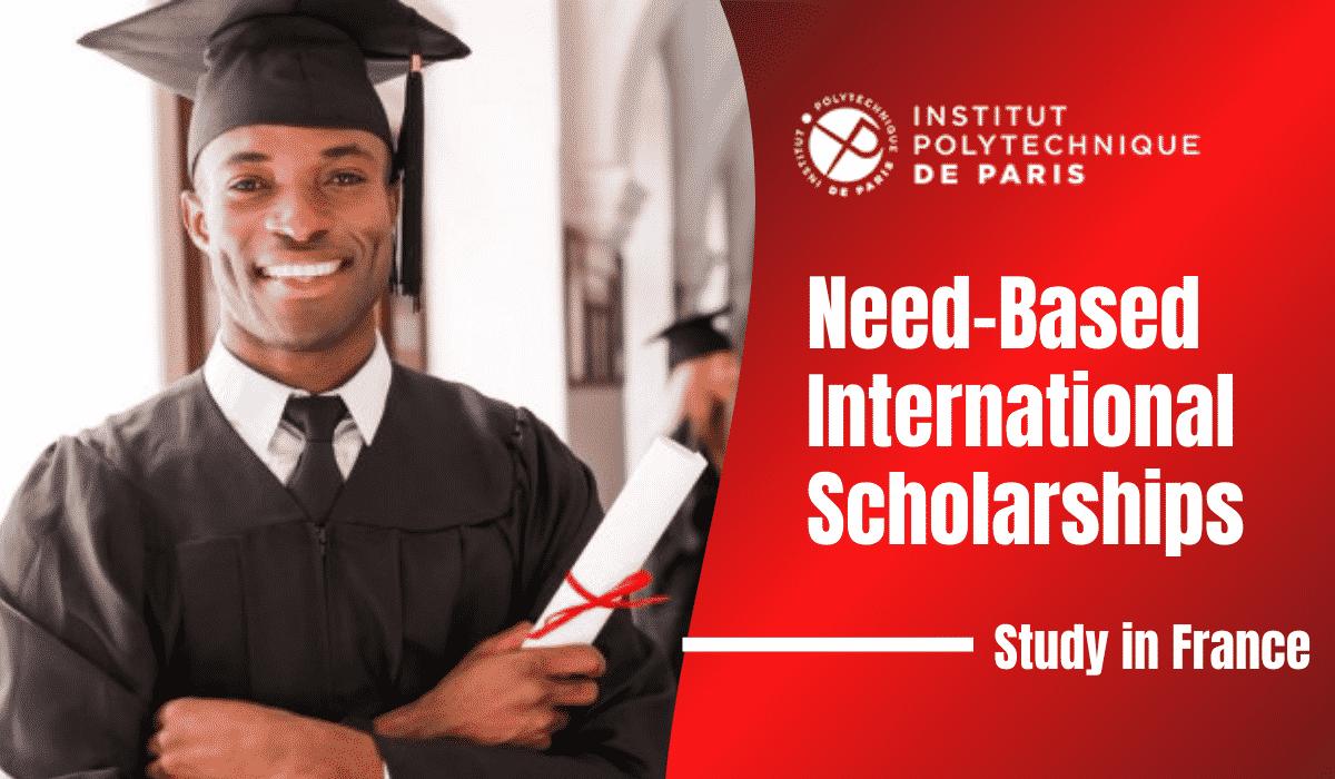 Polytechnic Institute of Paris Scholarship