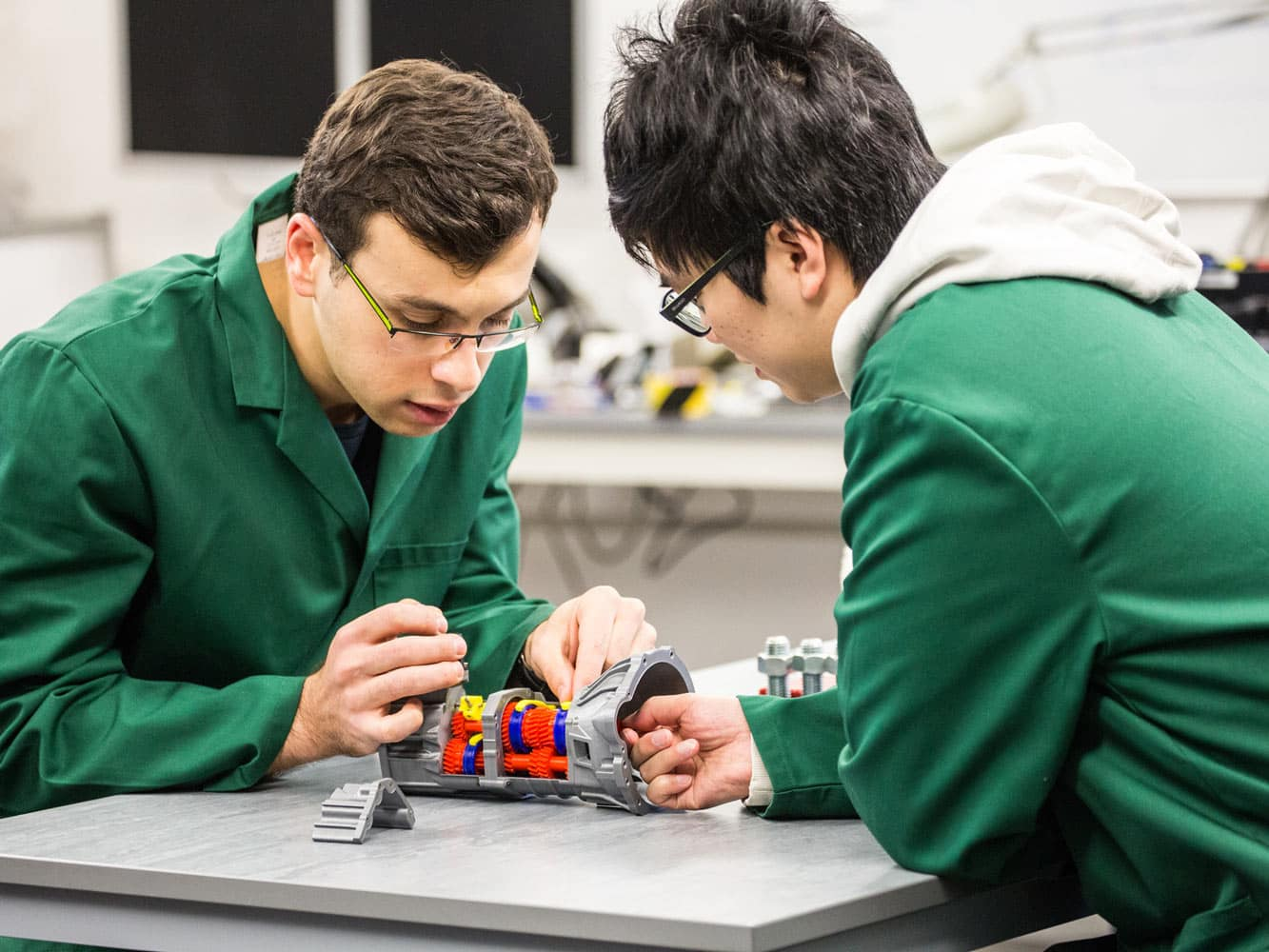 Jobs Related to Mechanical Engineers
