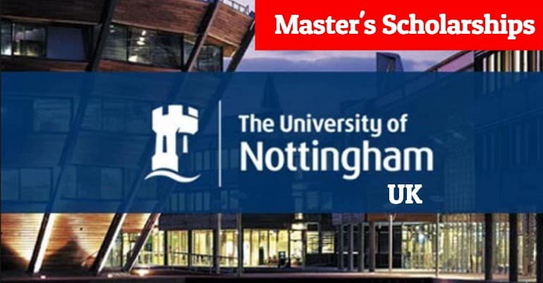 Nottingham Scholarship