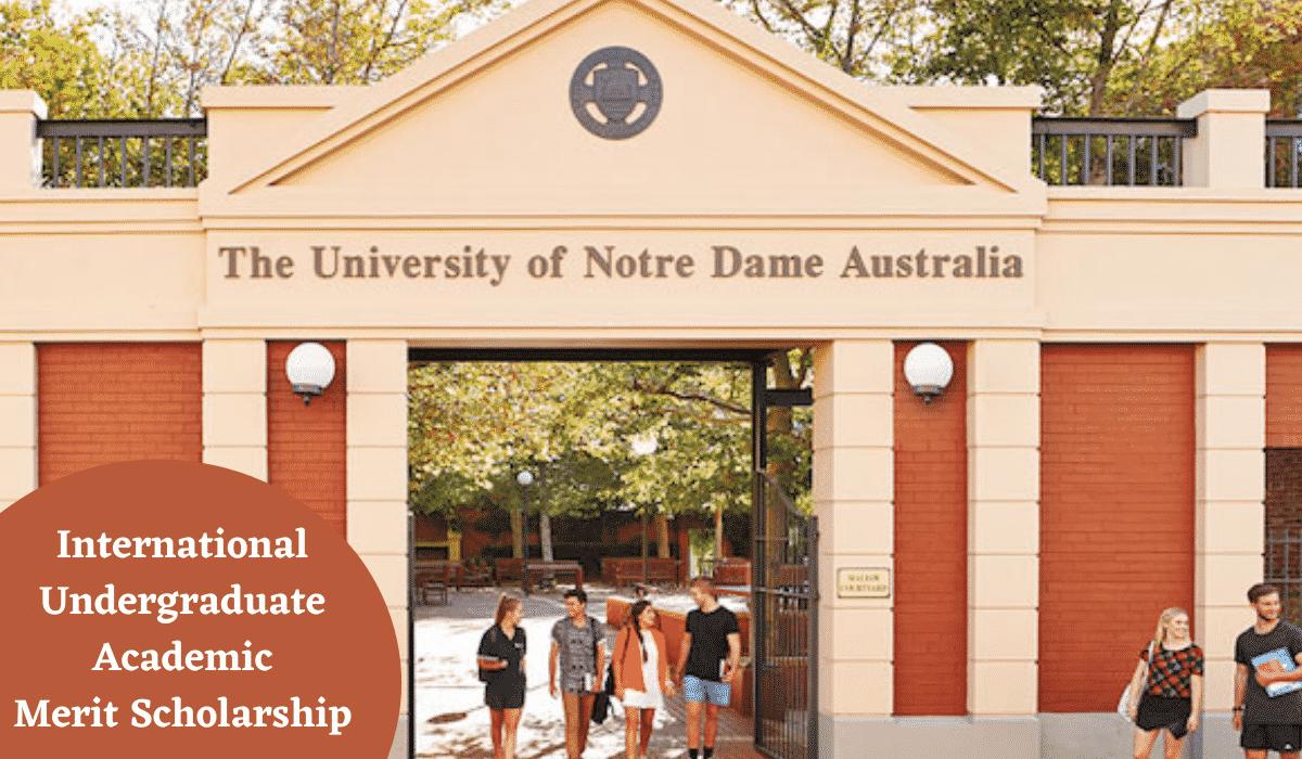 Notre Dame Scholarship