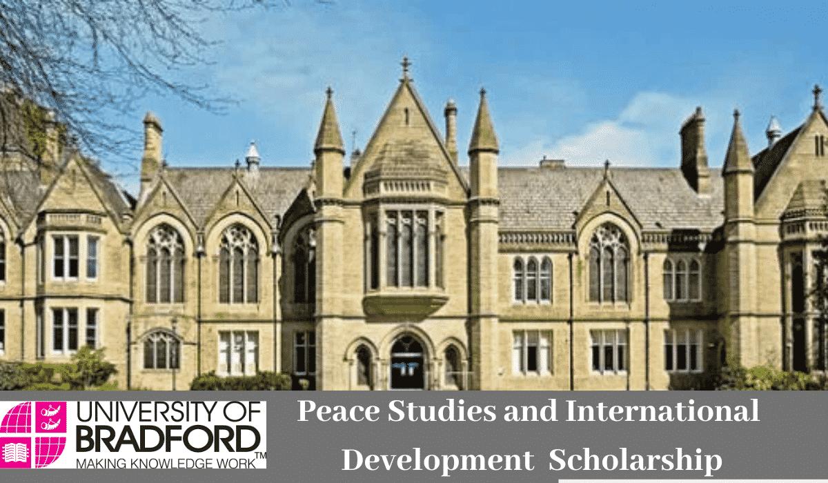 Peace Studies Scholarship