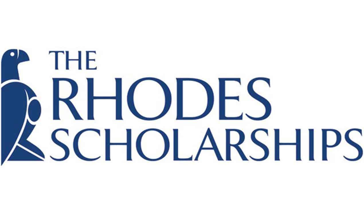 Rhodes Scholarship