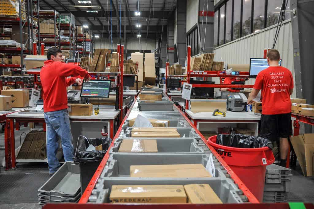 ShipBob's Pick and Pack Warehouse Fulfillment Services