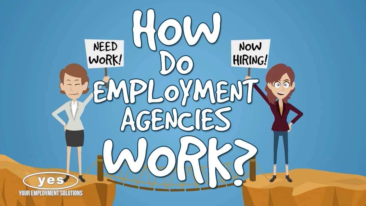 How Do Temp Agencies Work?