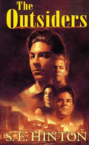 The Outsiders by S.E. Hinton- Books to Read When you are Depressed