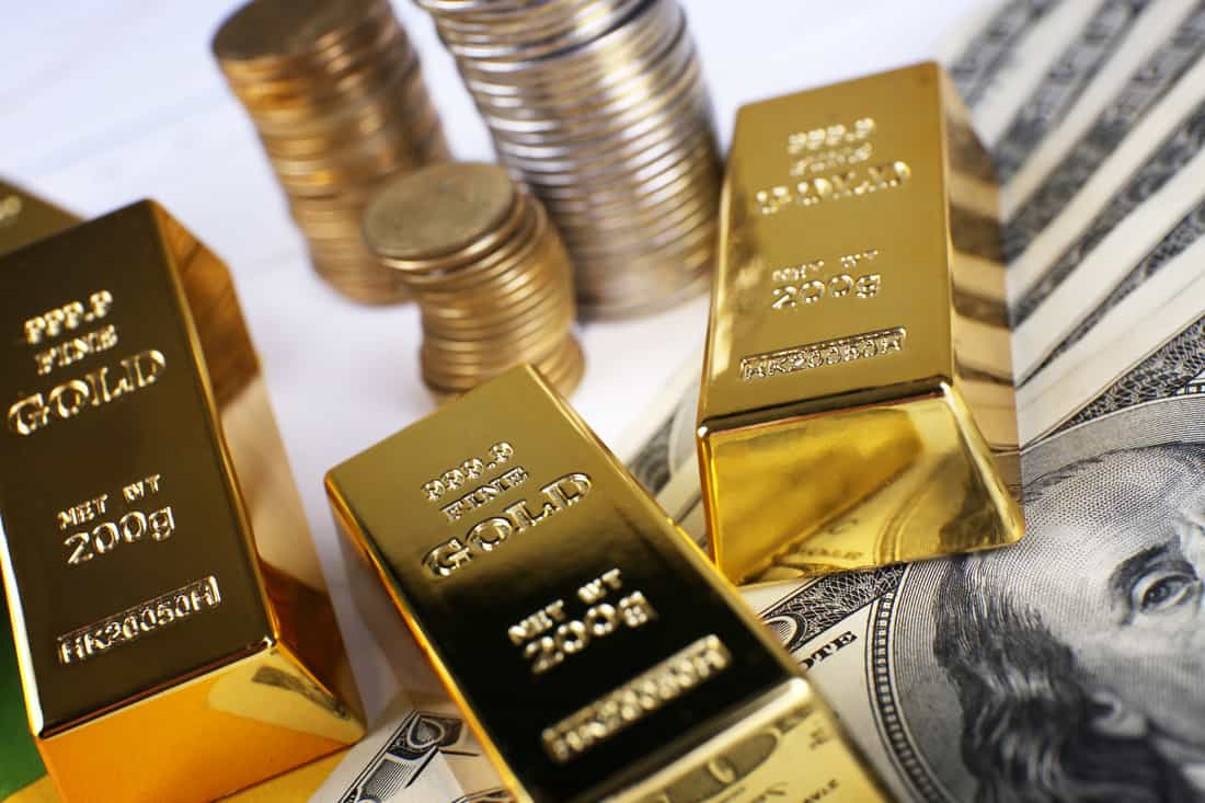 Precious Metals with the highest Investment