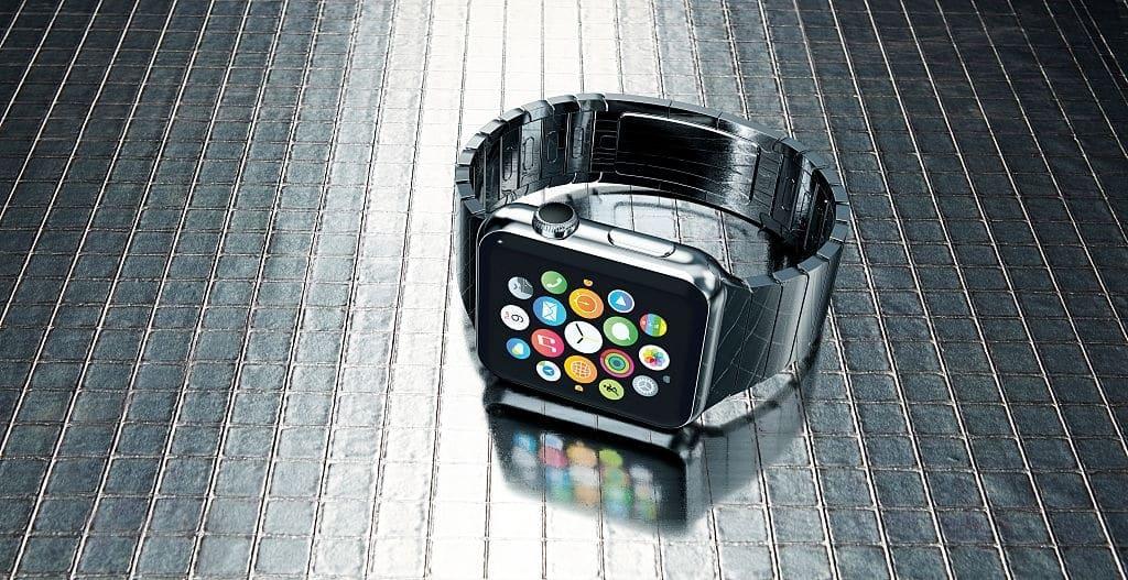 Apple Watch apps update