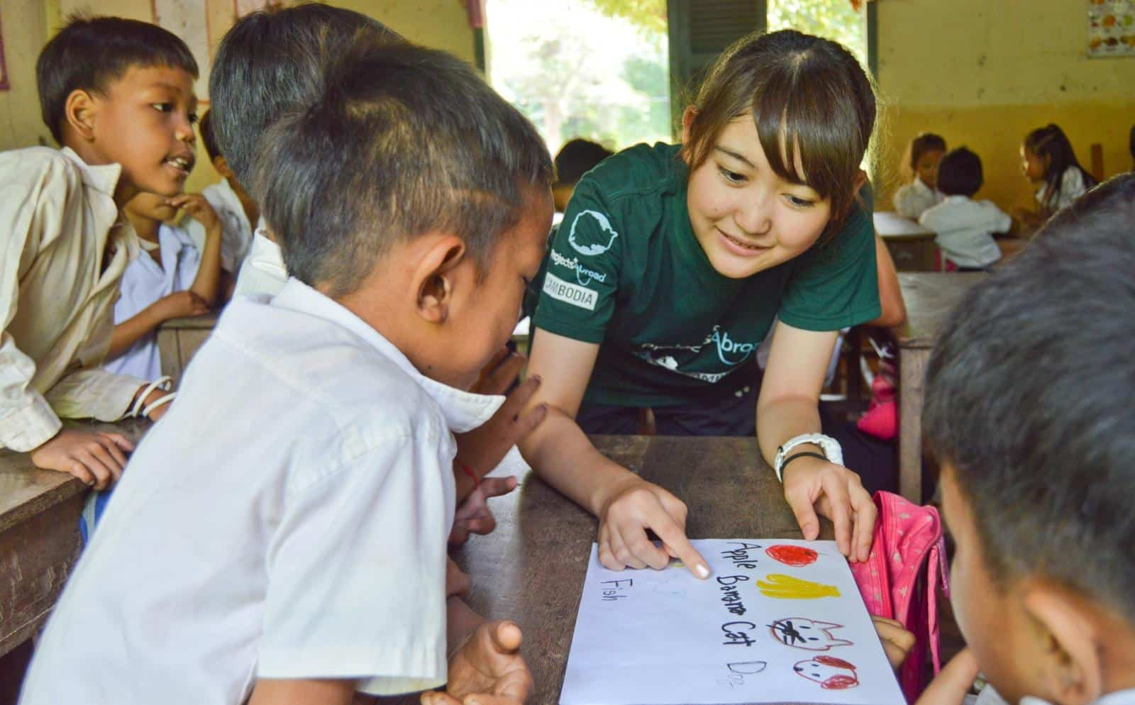 Peace Corps / NGO Work-Get Paid Travel Opportunities