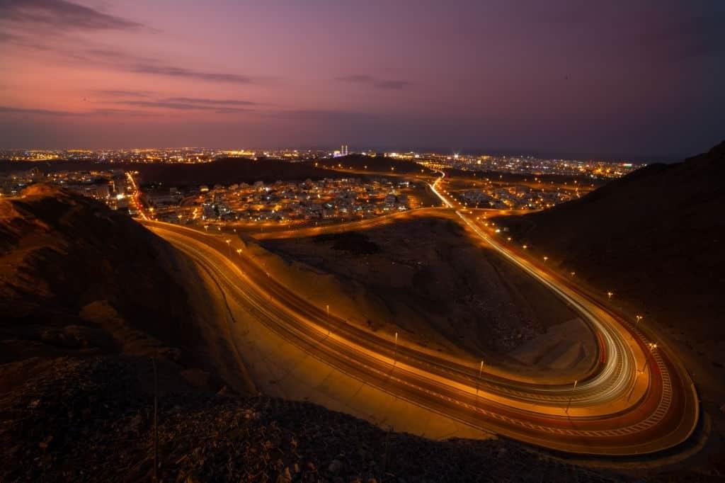 Oman- Zero income Tax