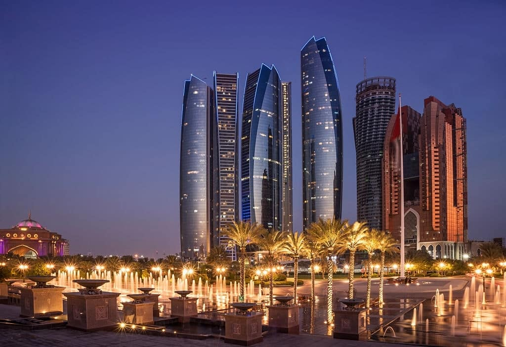 The United Arab Emirates and Lower Income Tax