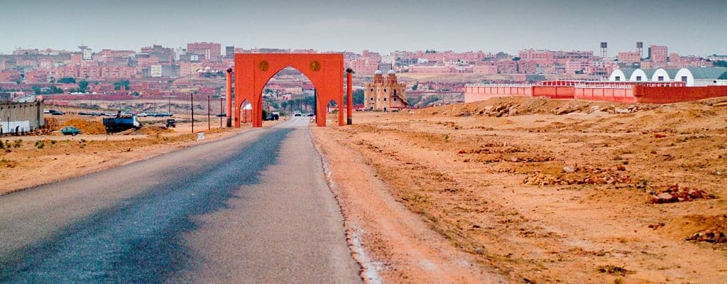 Western Sahara and Zero Income Tax