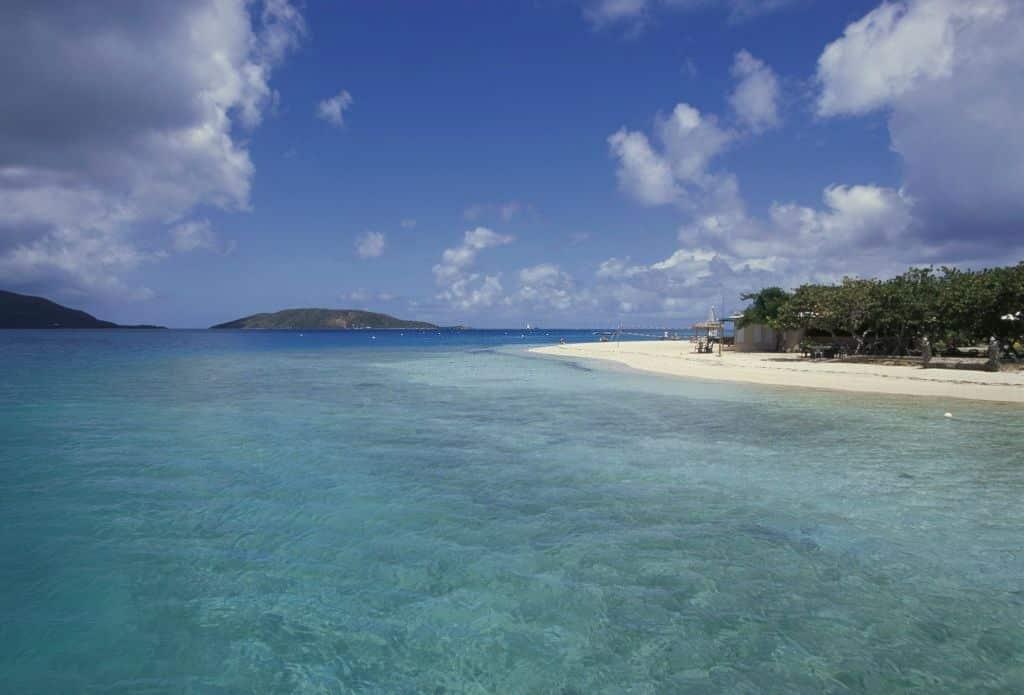 23 tax-free countries British Virgin Island