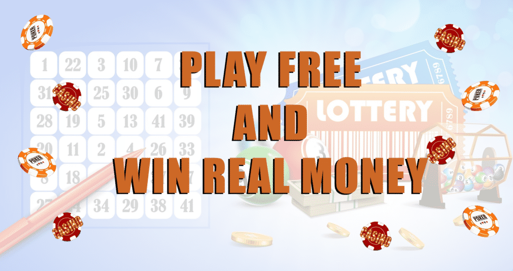 Free Online Lottery for Real Money