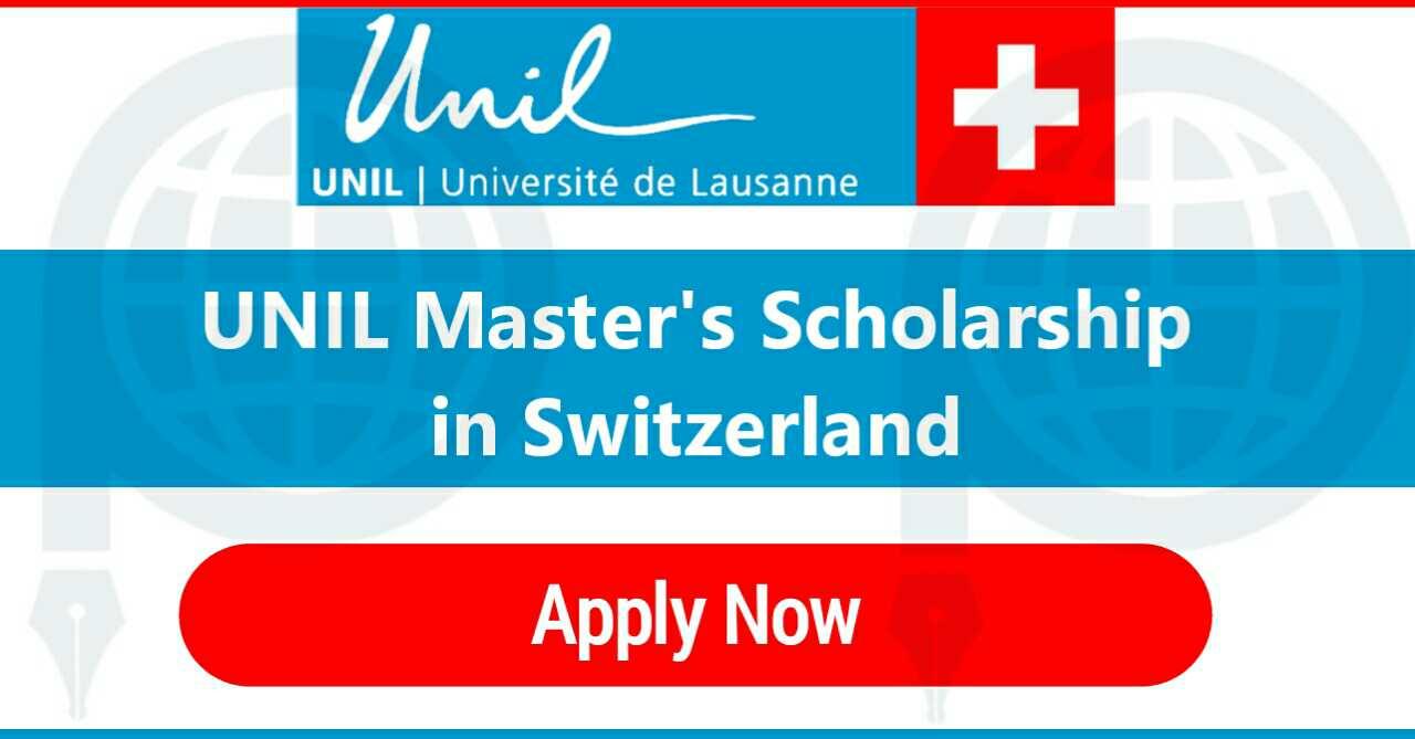 Unil International Scholarship