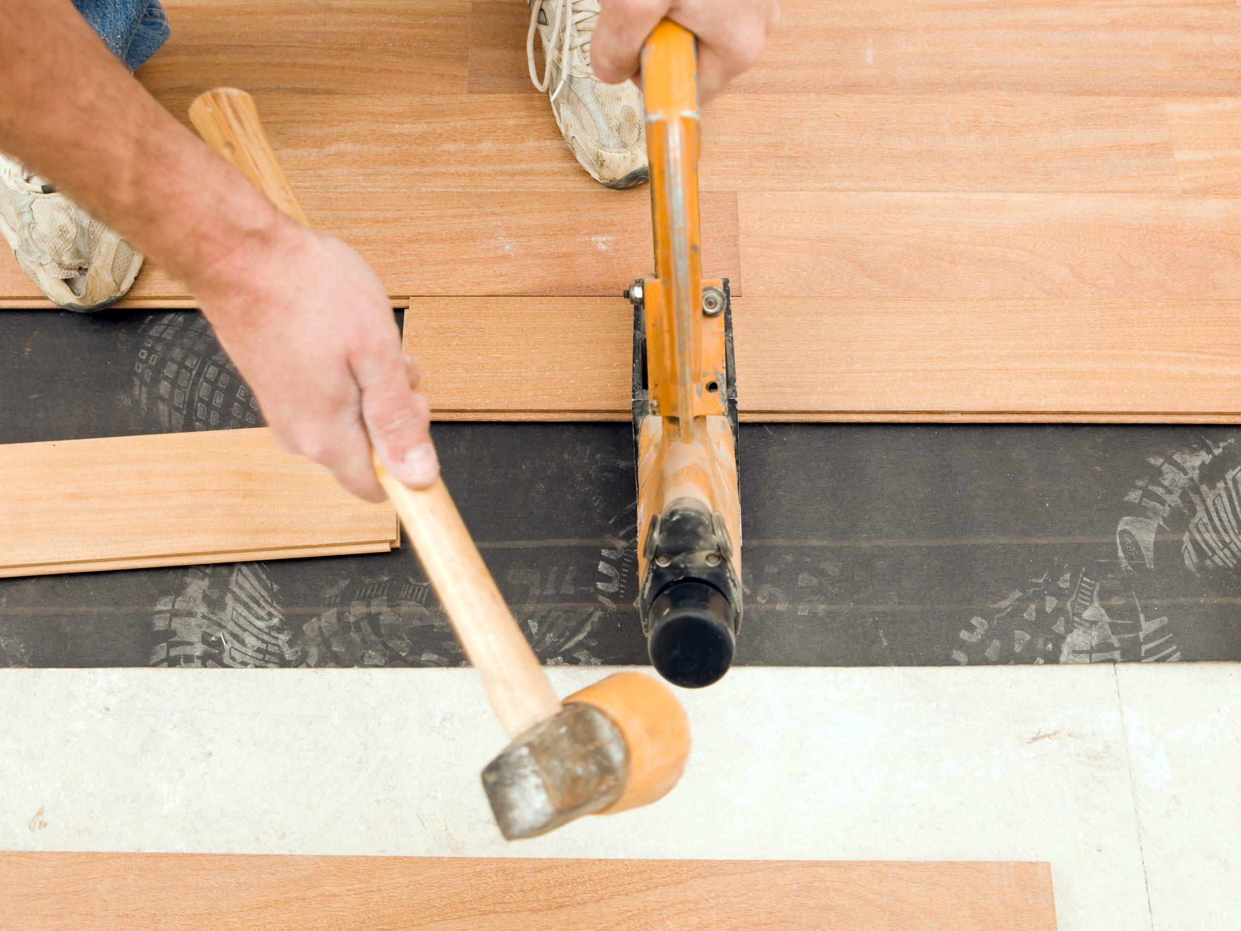 Flooring Installers job